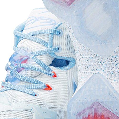 Nike Lebron Xiii WeihnachtenS Hallo Top Basketball-Trainer-Turnschuhe Multi