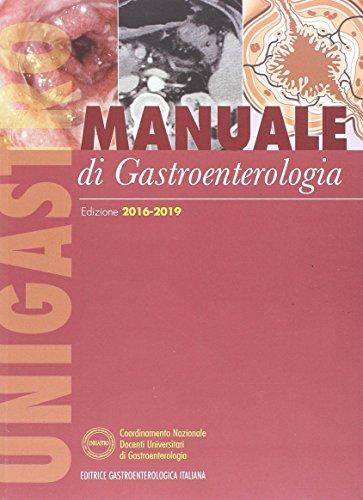 Manuale di gastroenterologia 2016-2019