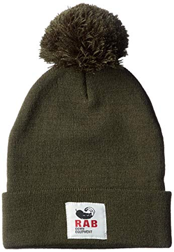 Rab Escape Essential Bobble Beanie One Size Army