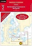 Sportbootkarten: Satz 2: Mecklenburg-Vorpommern - Bornholm (Ausgabe 2013)