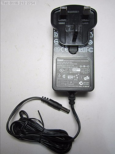 12v-mains-ac-adaptor-4-sainsbury-supermarkets-limited-red-7-portable-dvd-player