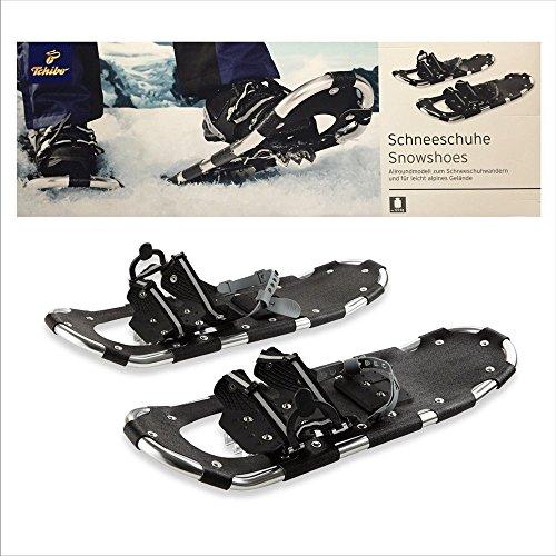 Allround Schneeschuhe Schneeschuhwandern Schuhe Schnee Tasche Größe 36 bis 47