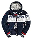 Superdry Uomo Giacche trapuntate Japan Breakers Utility