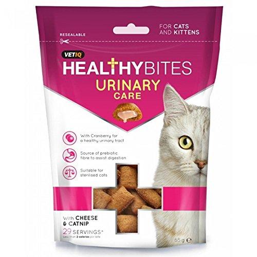 VETIQ Snack de cuidado urinario para gatos (65g/Variado)