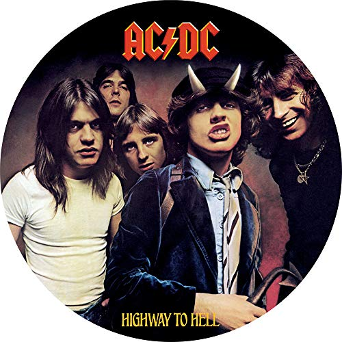 Power Coin Highway to HELL ACDC 1/2 Oz Silber Note Münze 2$ Cook Islands 2018