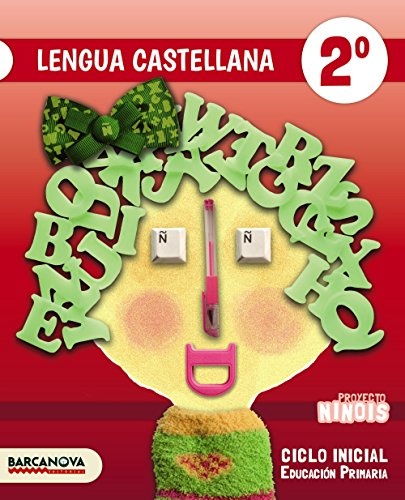 Ninois 2º CI. Lengua castellana. Libro del alumno (Materials Educatius - Cicle Inicial - Llengua Castellana) - 9788448935740