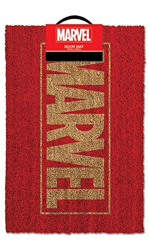 Pyramid International Marvel - Doormat Logo