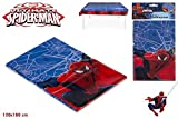 Colorbaby, 71903, spiderman in tovaglia di plastica, cm 120x180.