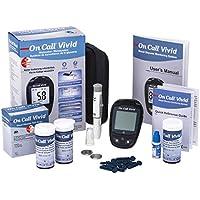 Swiss Point Of Care Vivid Blutzucker Messgerät | Praktisches Starterpack mit 10 Teststreifen, 10 Lanzetten, 1... preisvergleich bei billige-tabletten.eu