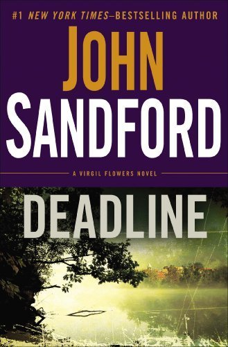 Deadline (A Virgil Flowers Novel) by John Sandford (2014-10-07)