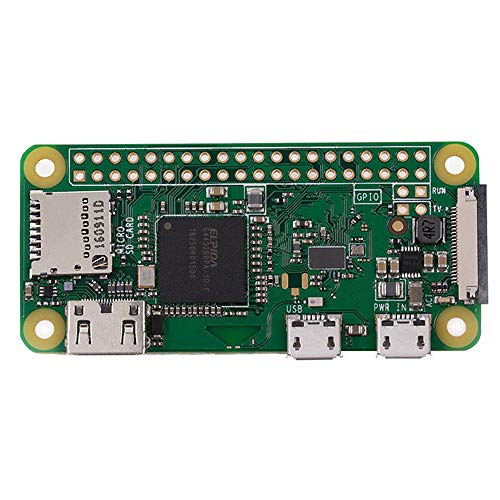 REFURBISHHOUSE RAM Raspberry Pi W Consiglio Zero 1ghz CPU 512mb con WiFi Incorporato & Bluetooth