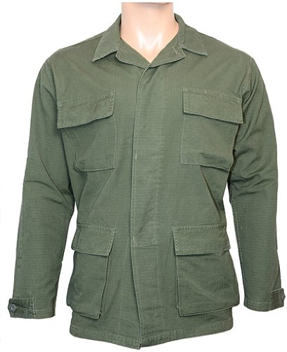 teesar-bdu-chemise-ripstop-prelave-olive-taille-l