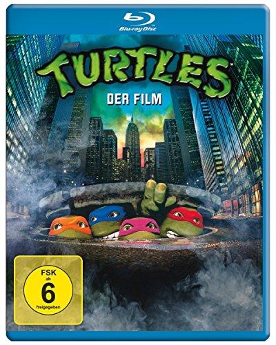 Turtles - Der Film [Blu-ray]