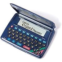 Seiko Oxford Thesaurus - Diccionario electrónico, azul