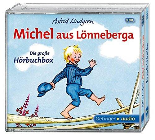 Michel aus Lönneberga: Gekürzte Lesungen. Die große Hörbuchbox: Alle Infos bei Amazon