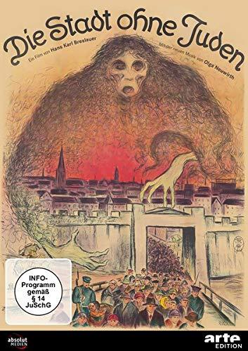 Stadt ohne Juden (1924), 1 DVD-Video