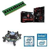 one Aufrüstkit · Intel Core i7-7700k, 4 x 4.20GHz · Intel HD 530 · 8 GB DDR4 RAM · MSI Z270A Gaming · Kabylake · Aufrüstset · Mainboard Bundle · PC Tuning Kit