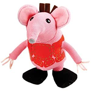 Clangers Mother 6 Inch Soft Toy With Sound Effects