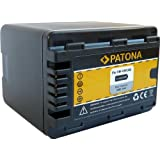"Bundlestar * Qualitätsakku für Panasonic VW VBK360 E K mit Infochip - Intelligentes Akkusystem - 100% kompatibel ""neueste Generation"" für Panasonic HDC HS60 HS80 SD40 SD60 SD66 SD80 SD90 SD99 SDX1 TM40 TM55 TM60 TM80 TM90 -- SDR H85 H95 H100 H101 S45 S50 S70 S71 T50 T55 T70 T71 T76 -- HC V707 V500 V100 V10 (ACHTUNG: NICHT GEEIGNET FÜR VBT190/VBT380!!)"