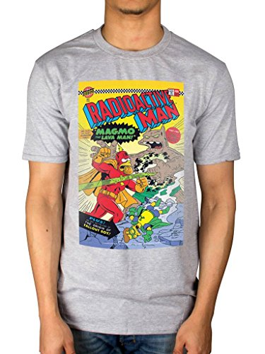 (Official The Simpsons Radioactive Man T-Shirt)
