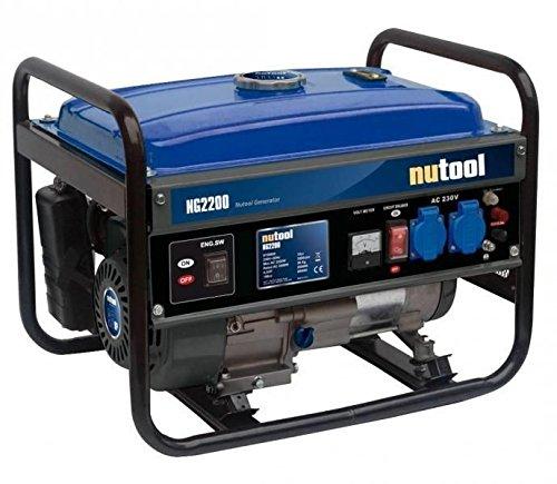 Grupo electr geno de gasolina generador de corriente 2200w - Generador de gasolina ...