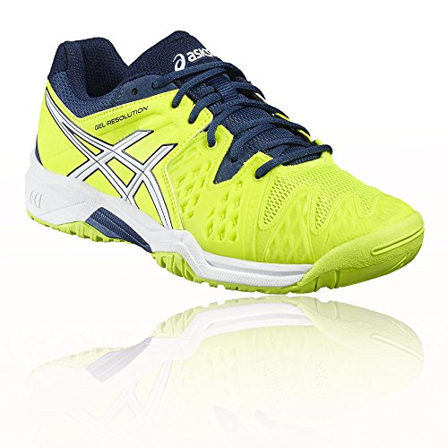 Asics Gel-Resolution 6 GS Junior Zapatilla De Tenis - AW16 - 36