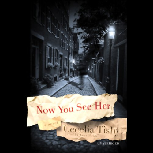Now You See Her [Blackstone]  Audiolibri
