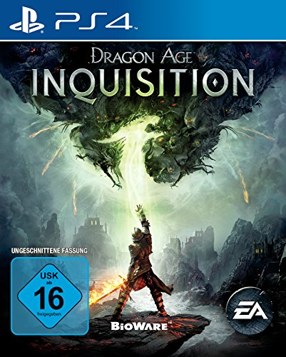 Playstation-spiele Neuesten (Dragon Age: Inquisition)