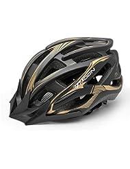 HYF-Aegis Material ligero, resistente al impacto EPS Cascos de bicicleta de carretera / montaña Equipos de protección contra moldeo integrados
