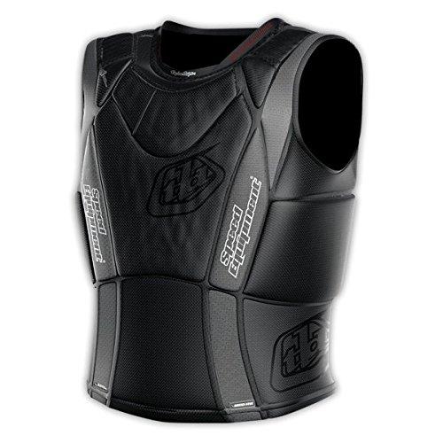 Troy Lee Designs UPV 3900 heißem Wetter Vest schwarz schwarz xl (Körper Bib)