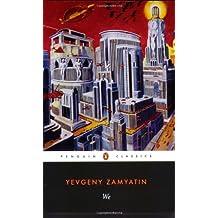 We by Yevgeny Zamyatin (1993) Paperback