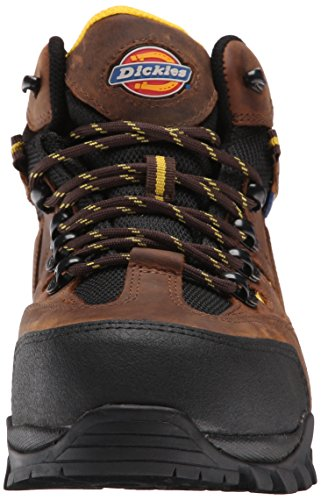 Dickies Mens Sierra Safety Hiker Brown