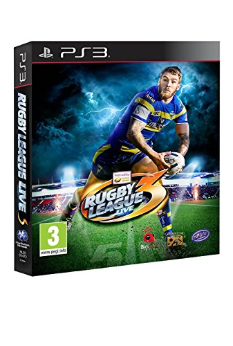Rugby League Live 3 (PS3) (UK)