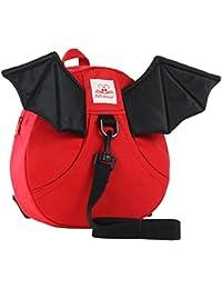 Preisvergleich für Freitop Kinderrucksack Anti Verloren mit Brustgurt ab 1 Jahre Kindergartenrucksack Schulrucksack Rucksack Schulranzen...