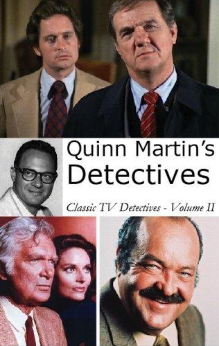 Quinn Martin's Detectives (Classic TV Detectives Book 2