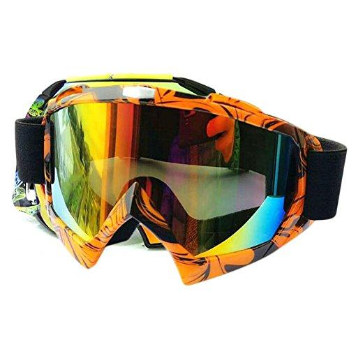 Outdoor Skifahren Motorrad Brillen Anti Fog VEGA Mode Okular , ka008a , x2