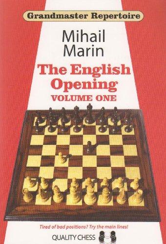 Marin, M: English Opening: Volume 1 (Grandmaster Repertoire, Band 3) -