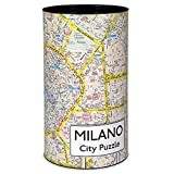 Extragifts City Puzzle - Milano