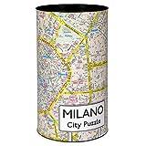 Extragifts City Puzzle - Milano