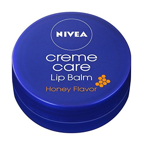 Nivea cream care lip balm Honey scent