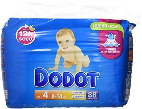 Dodot - talla 4, 8-14 kg