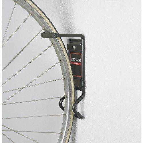 Pro Stor Fahrrad-Wandhalterung Solo I schwarz