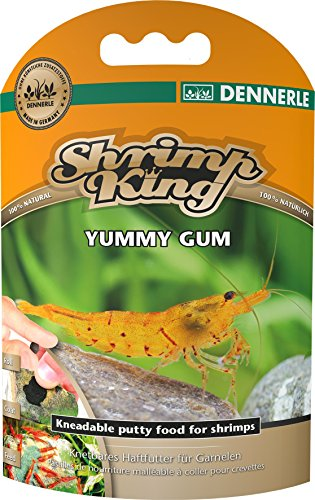 Shrimp King Yummy Gum, 1er Pack (1 x 80 g)