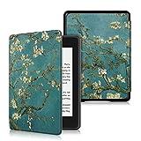 ProElite Flowers Designer Smart Flip case Cover for Amazon Kindle Paperwhite 10th Generation