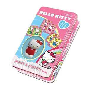 Pressman - Juego de Cartas Hello Kitty, 4 Jugadores (4657) (versión en inglés)
