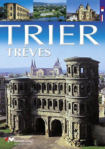 XXL-Book Trier/Trèves (niederländische/französische Ausgabe)