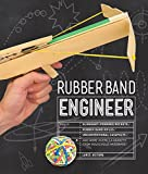 Best Books On Tapes - Rubber Band Engineer: Build Slingshot Powered Rockets, Rubber Review