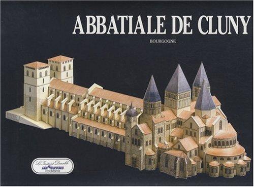 Abbatiale de Cluny par Jean-Denis Salvèque, Francis Clément, Thierry Hatot, Alain de Bussac