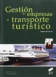 Gestión de empresas de transporte turístico