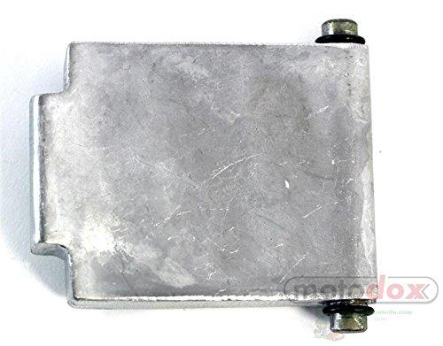 Gegenplatte Druckplatte für Florabest Häcksler FLH 2500 A1 und FLH 2500/9
